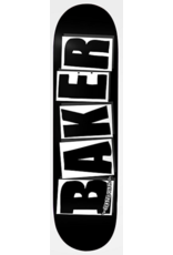 BAKER BAKER REYNOLDS BRAND NAME DECK-8.12 BLACK