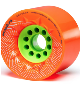 ORANGATANG ORANGATANG 85MM, 80A CAGUAMA ORANGE (SET OF 4)