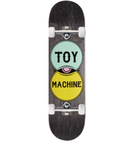 Toy Machine Venn Diagram Skateboard Complete - 8.25""