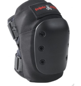TRIPLE-8 KP-PRO KNEE PAD M BLACK