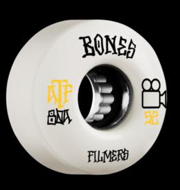 BONES FILMERS 52MM 80A BONES ALL TERRAIN FORMULA WHEELS (4PK)