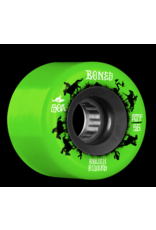 BONES BONES WHEELS ATF ROUGH RIDER SKATEBOARD WHEELS WRANGLERS 56MM 80A 4PK GREEN