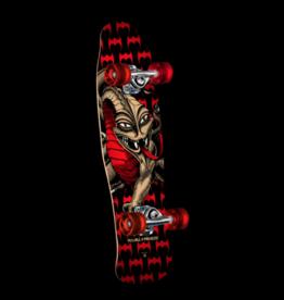 POWELL Powell Peralta Mini Cab Dragon Black Complete Skateboard - 8 x 29.5