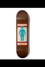 """GIRL Girl Skateboards Brophy 93 Til WR39D3 Skateboard Deck - 8.25"""" x 31.75"""""""