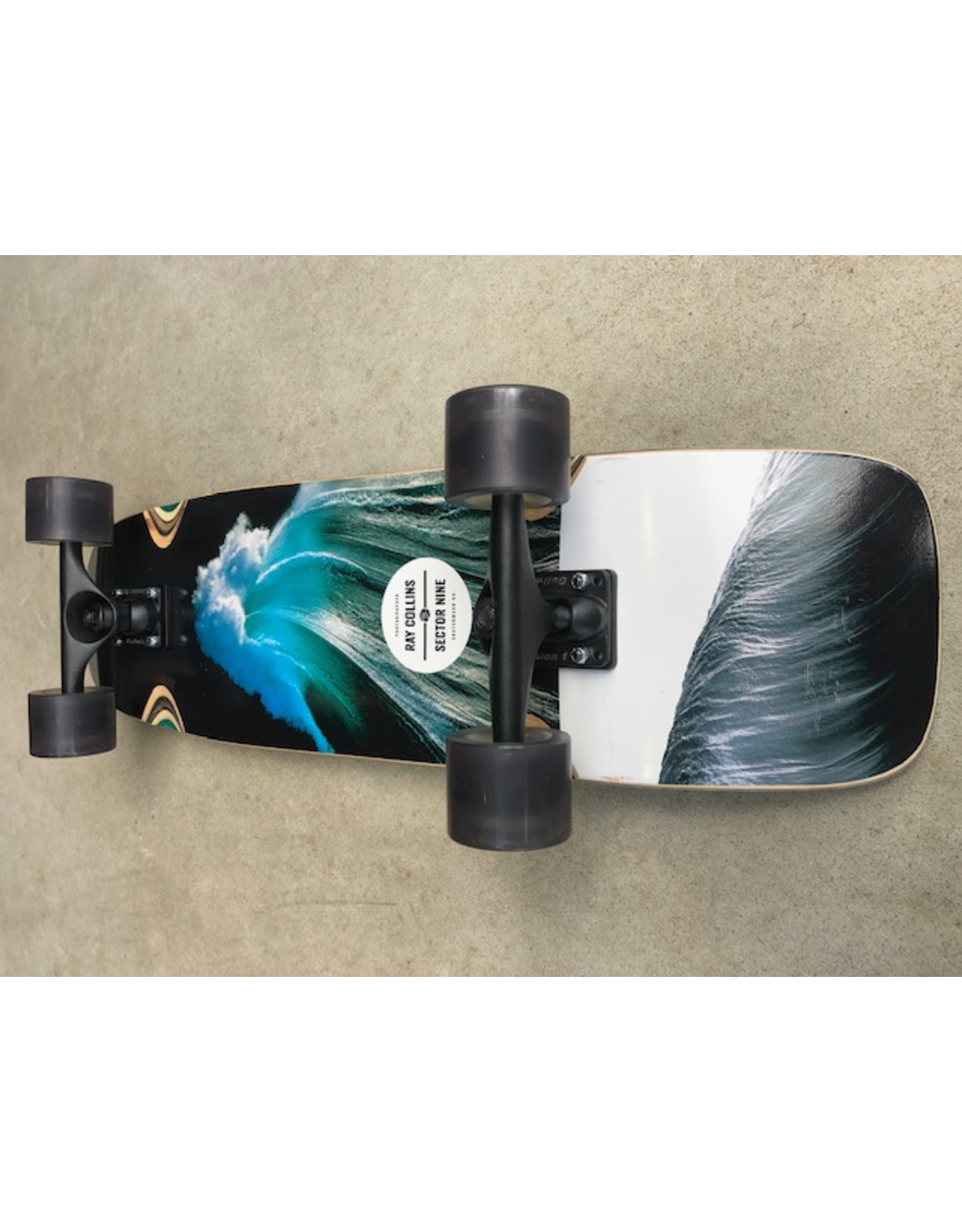 "SECTOR 9 RAY COLLINS NINETY FIVE COMPLETE 30.5"" X 8.375"""