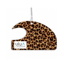 ULU LAGOON MINI WAVE AIR FRESHENER LEOPARD
