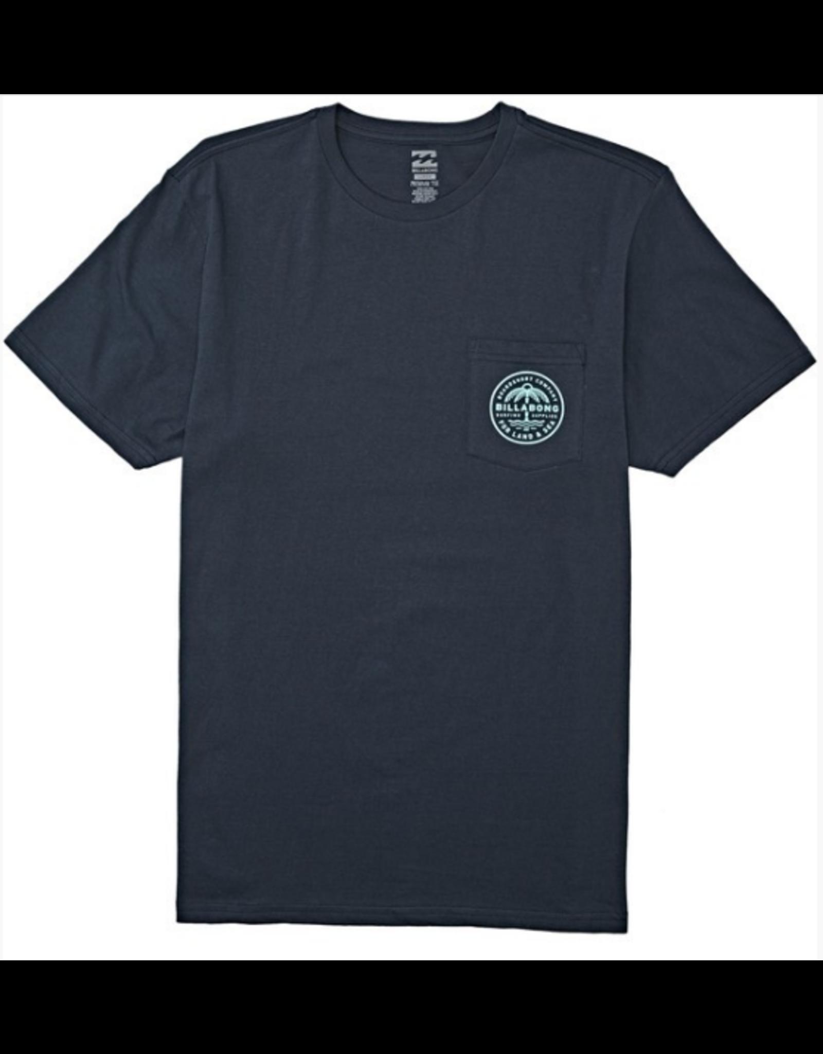 BILLABONG Coast To Coast Pocket Short Sleeve T-Shirt