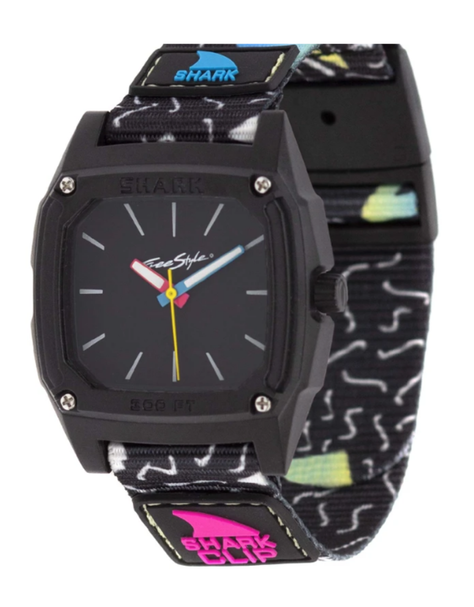 FREESTYLE FS SHARK CLASSIC CLIP ANALOG NEW WAVE