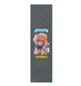 MOB MOB GARBAGE PAIL KIDS BLACK CORRODED CARL GRIP TAPE 9X33