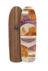 ARBOR Arbor Pilsner Photo Series Longboard Deck