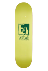 BLIND BLIND GREEN AND YELLOW GIR; DECK - 8.5 YEL