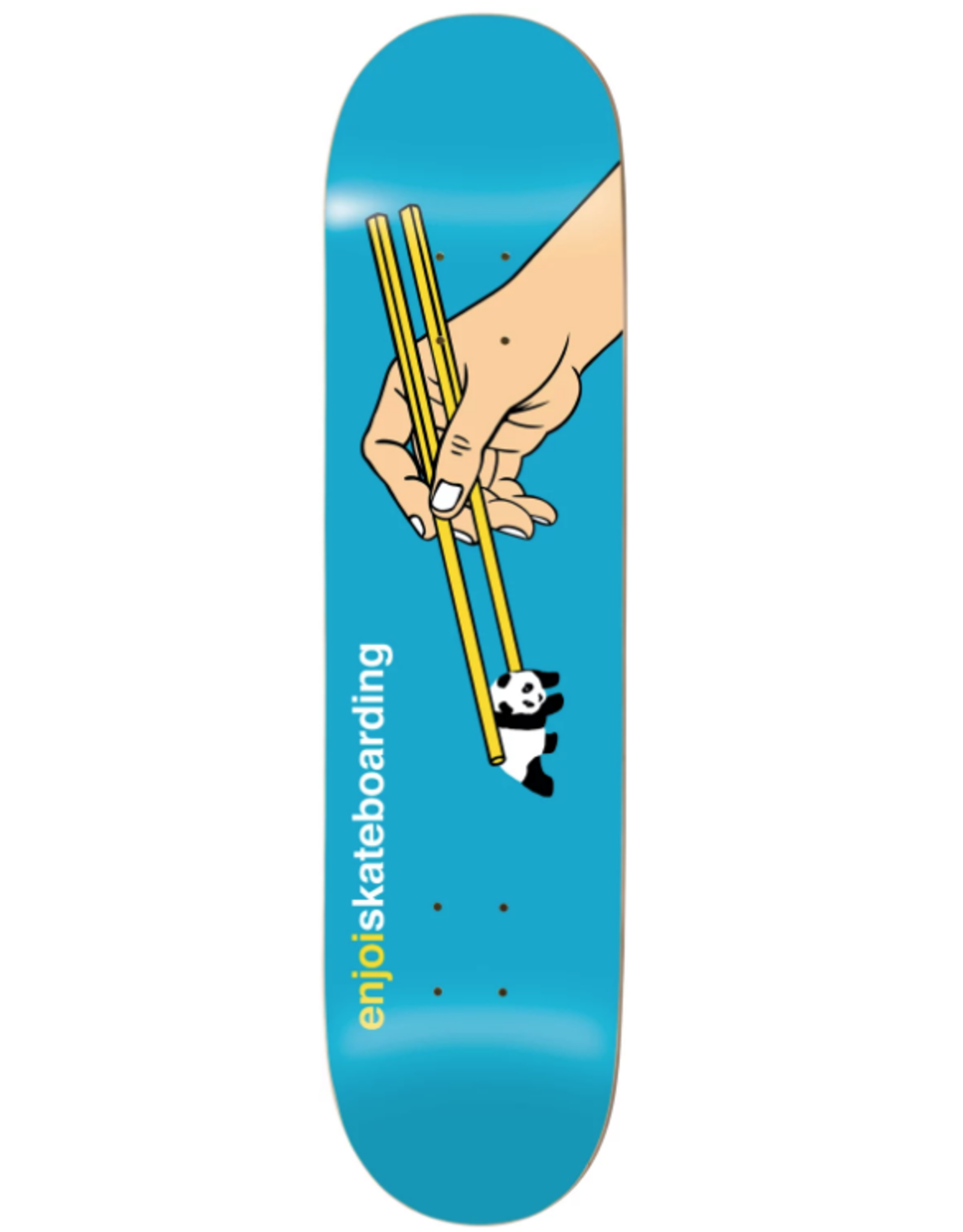 ENJOI ENJOI CHOPSTICKS DECK - 8.37 BLUE