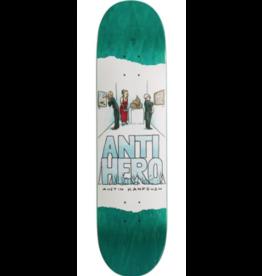 "ANTI HERO AH KANFOUSH EXPRESSIONS DECK - 8.06"""