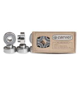 CARVER SKATEBOARDS Carver Abec 7 Built-In Bearings
