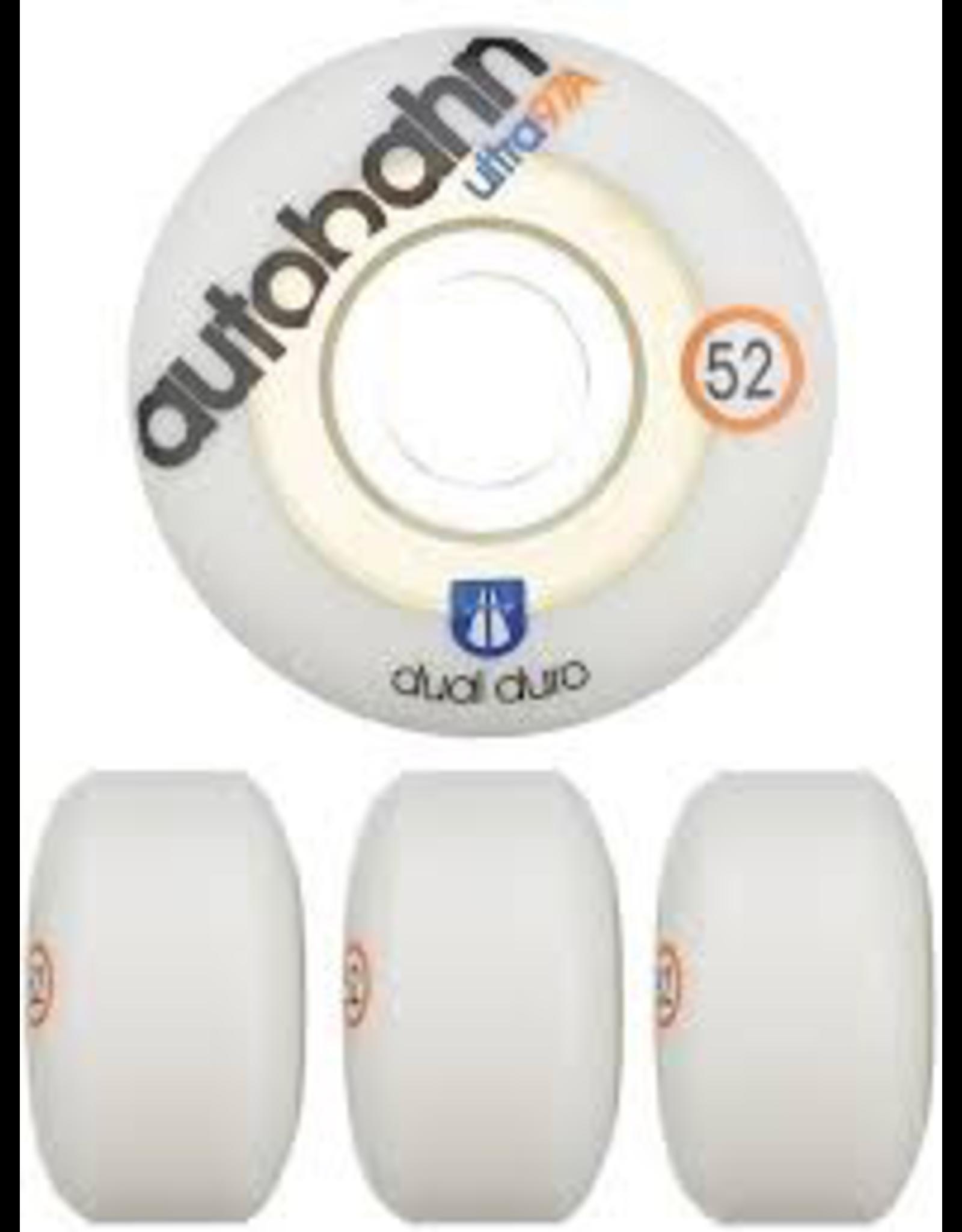 AUTOBAHN Autobahn Dual Durometer Ultra Classic 97a Wheels