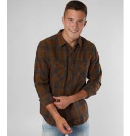 ELEMENT ELEMENT ASHLAND FLANNEL SHIRT