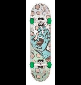 SANTA CRUZ Santa Cruz Floral Decay Hand Full Skateboard Complete