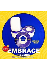 """EMBRACE Embrace team """"RECORD"""" Conical - 101A duro 52mm blue/gold"""