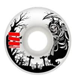 EMBRACE EMBRACE WHEELS REAPER 43MM 101A RED