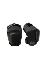 187 187 PRO DERBY KNEE PADS, BLK/GRY, M