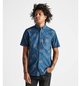 ROARK ROARK FIRE IN THE SKY BUTTON UP SHIRT