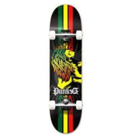 YOCAHER YOCAHER PUNKED RASTA LION COMPLETE - 7.75