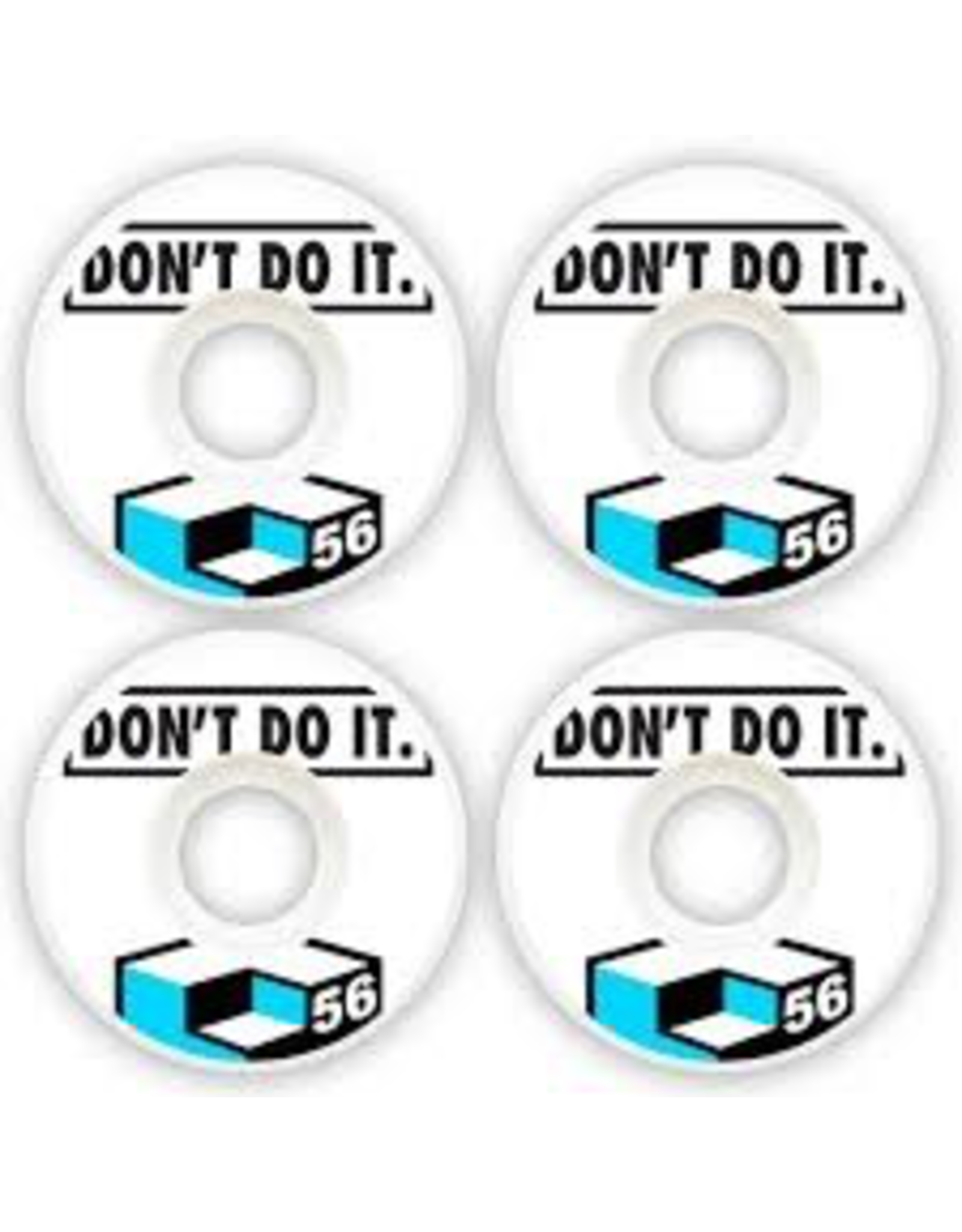 CONSOLIDATED CONSOLIDATED DONT DO IT WHEELS - 56MM 99A