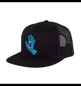 SANTA CRUZ Santa Cruz Screaming Hand Front Mesh Trucker High Profile Mens  Hat