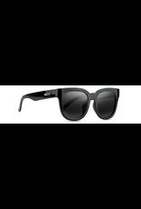 NECTAR NECTAR SUNGLASSES BLOOM BLACK FRAME - BLACK LENS