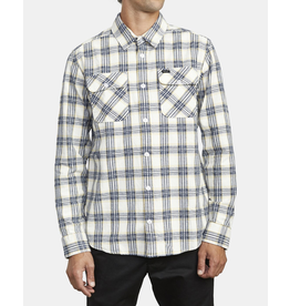 RVCA RVCA THATLL WORK FLANNEL LONG SLEEVE SHIRT