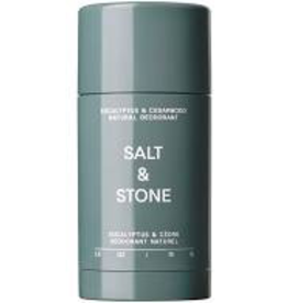 SALT AND STONE SALT & STONE EUCALYPTUS AND CEDARWOOD DEODORANT