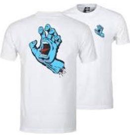 SANTA CRUZ SANTA CRUZ SCREAMING HAND S/S T-SHIRT