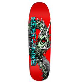 POWELL Powell Peralta Caballero Ban This Skateboard Deck Red - 9.265 x 32