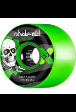 POWELL Powell Peralta Skate Aid Collabo Skateboard Wheels 59mm