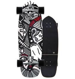 "CARVER SKATEBOARDS Carver 30.75"" Yago Skinny Goat Surfskate Complete"