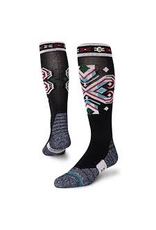 STANCE Over the Calf Height Icon<br /> Over the Calf<br /> <br /> Hitting right below the knee, this height covers the entire lower leg.<br /> <br /> Medium Cushioning Thickness Icon<br /> Medium Cushioning<br /> <br /> Moderate cushioning throughout the sock for a secure fit with enhanced impact protection.