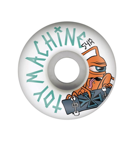 TOY MACHINE TOY MACHINE SECT SKATER 54MM 99A