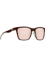 COSTA DEL MAR COSTA PANGA SHINY TORTOISE/WHITE/SEAFOAM CRYSTAL WITH COPPER LENSES