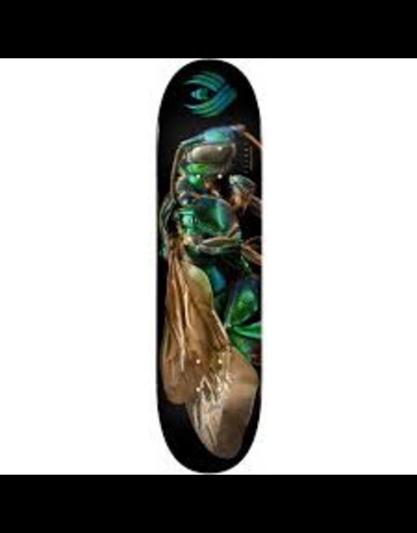 POWELL Powell Peralta Skateboard Deck BISS Cuckoo Bee - Shape 242 - 8 x 31.45