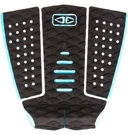 OCEAN & EARTH Ocean & Earth Tyler Wright Signature Black / Aqua Surfboard Traction Pad - 3 Piece Features:<br /> <br /> One (1) Ocean & Earth Tyler Wright Signature Black / Aqua Surfboard Traction Pad - 3 Piece from Ocean & Earth<br /> Super grippy to help keep your back foot planted<br /> Ma
