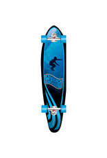 LAYBACK SLOTTED KICKTAIL COMPLETE-9.75x40