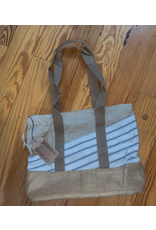 IMSY Swimwear IMSY POINT JUDITH TOTE CANVAS/STRIPE