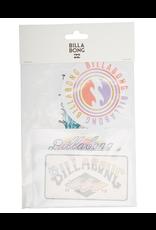 BILLABONG BILLABON Sand And Sun Sticker Pack