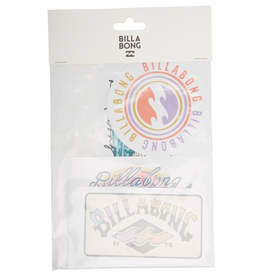 BILLABONG BILLABON Sand And Sun Sticker Pack