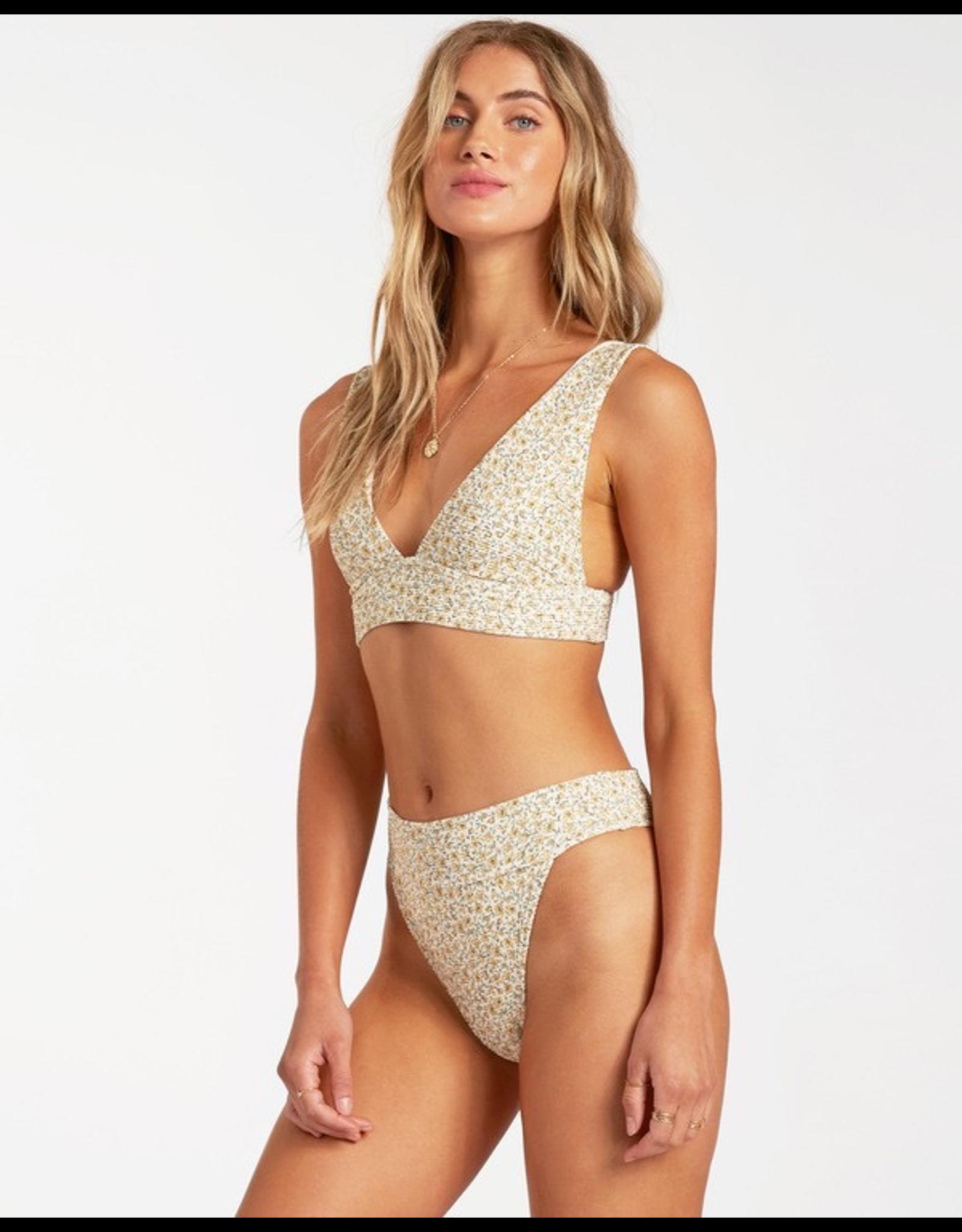 Summer Love Plunge Bikini Top