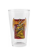 POWELL Powell Peralta Pint Glass Cab Street Dragon