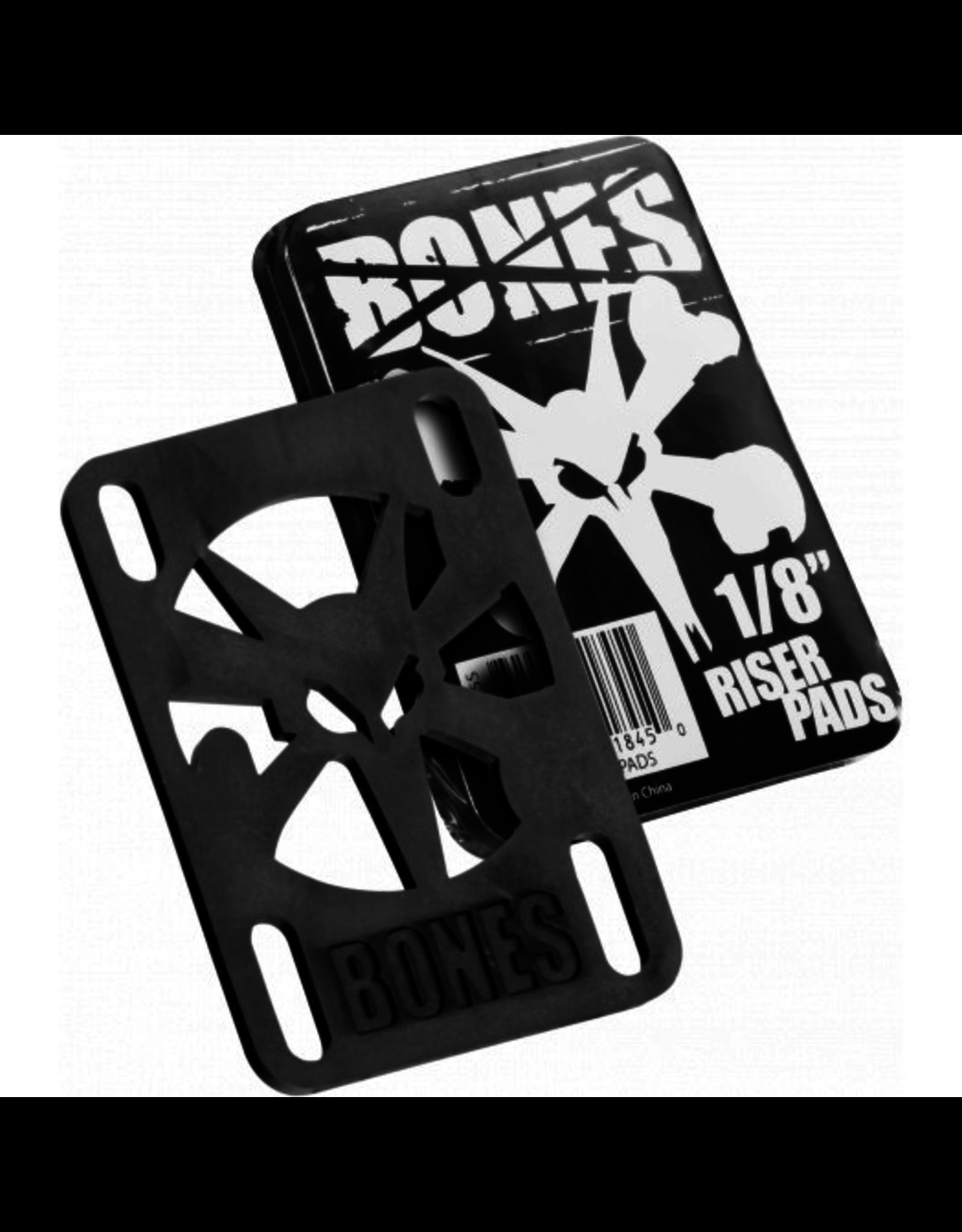 """BONES BONES WHEELS .125"""" Riser Pad (2 pack)"""