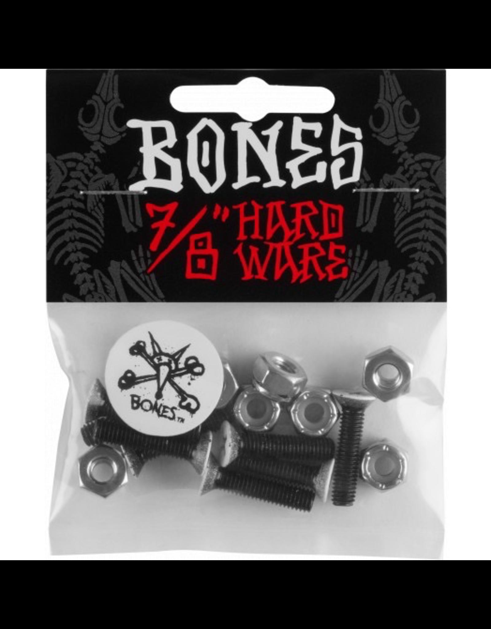 "BONES BONES WHEELS Hardware 7/8"" Single Pk"