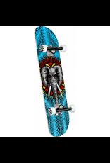 POWELL Powell Peralta Vallely Elephant Blue Birch Complete Skateboard - 8 x 31.45