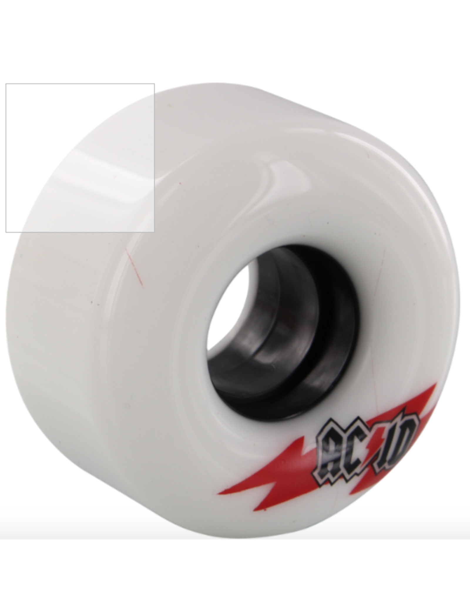 ACID ACID FUNNER SKATERAID 54mm 86a WHITE
